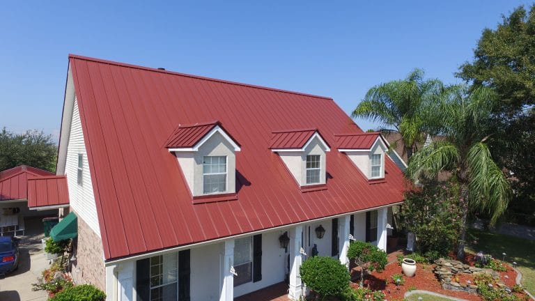 10 Big Benefits Of A Standing Seam Metal Roof