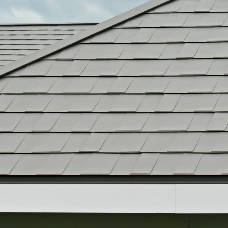 Centura Steel Shingle Roofing in Louisiana