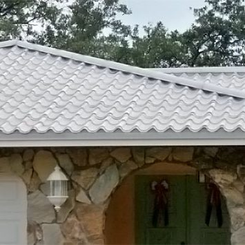 Grande Tile Metal Roofing in Louisiana