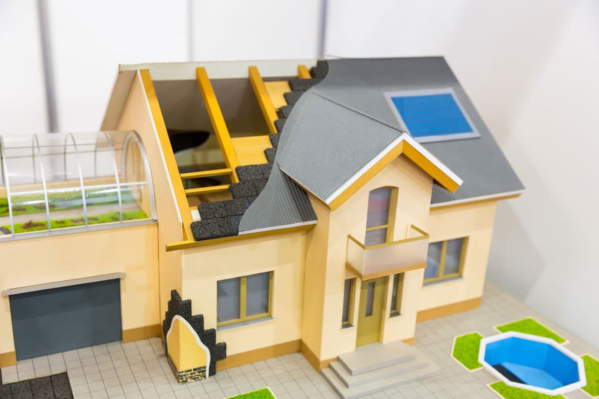 Energy Savings With A Metal Roof