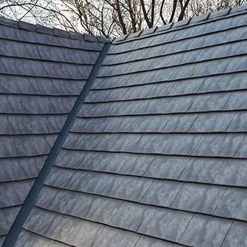 Slate Rock Metal Roofing in Louisiana